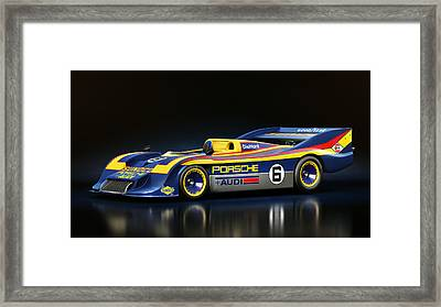 Porsche 917/30 Framed Print by Marc Orphanos