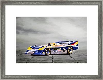 Porsche 917 Can-am Framed Print