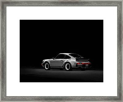 Porsche 930 Turbo 78 Framed Print by Mark Rogan