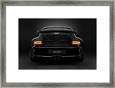 Porsche 997.2 Gt3 Framed Print