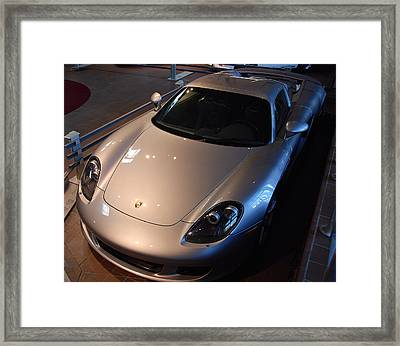 Porsche Carrera G T Framed Print