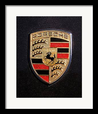 Sports Cars Images Framed Prints