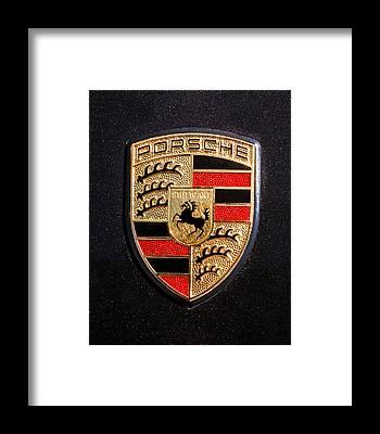 Logo Framed Prints