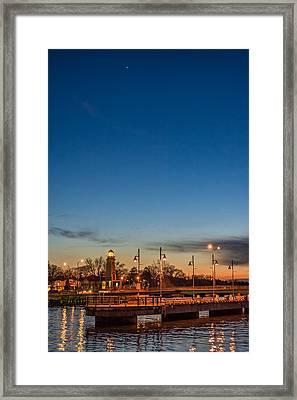 Port Credit 2 Framed Print