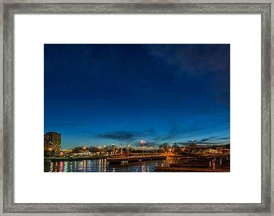 Port Credit Framed Print