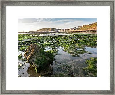 Port-en-bessin, Normandy, France Framed Print by Gruffydd Thomas