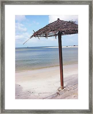 Port Gentil Gabon Africa Framed Print