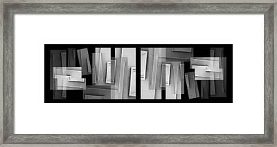 Port Of Entry Framed Print