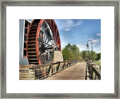 Port Orleans Riverside IIi Framed Print