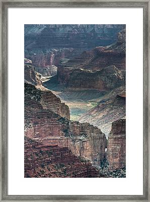 Portal Framed Print