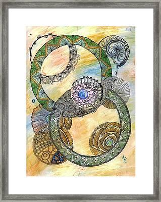 Portals I Framed Print