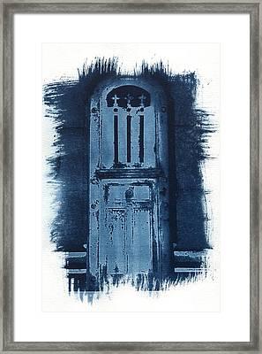 Portals Framed Print by Jane Linders