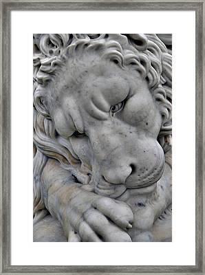 portend II Framed Print by Phil Bongiorno