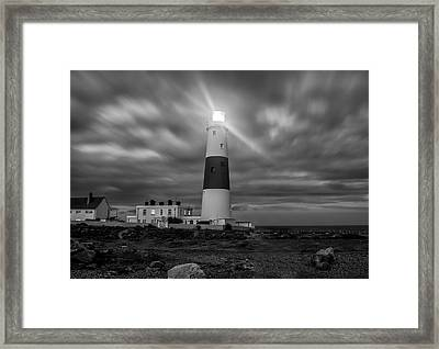 Portland Bill Framed Print