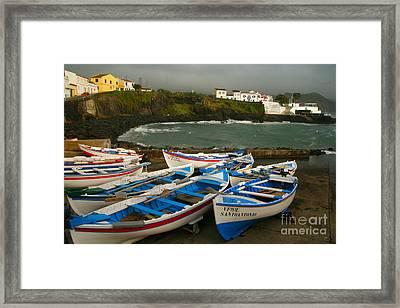 Porto Dos Carneiros Framed Print