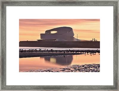 Porto Marina Framed Print