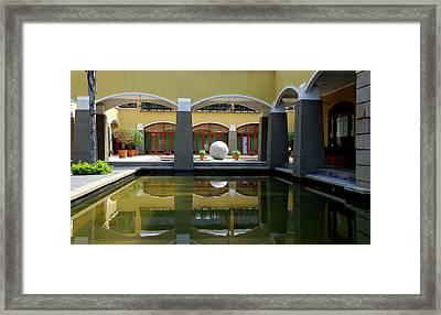 Portofino Framed Print by Joseph J Pasky