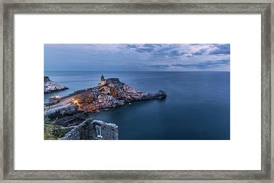 Portovenere Framed Print
