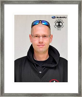 Portrait #134 Framed Print by PhotoChasers