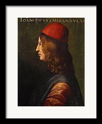 The Uffizi Framed Prints