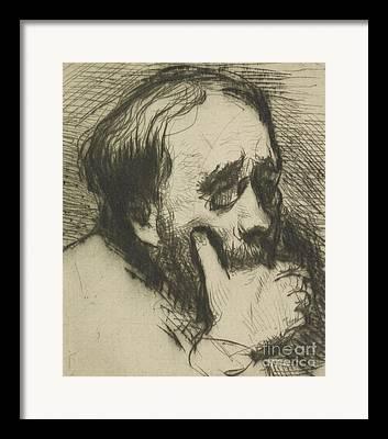 Gilbert Drawings Framed Prints