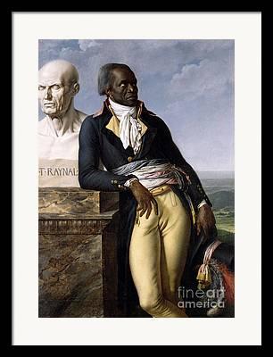 Former Slaves Framed Prints