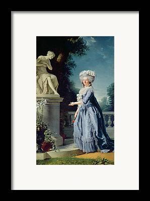 Victoire Framed Prints