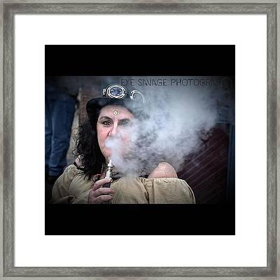 #portrait #portraitphotography #nikon Framed Print