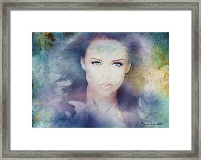 Portrait38 Framed Print