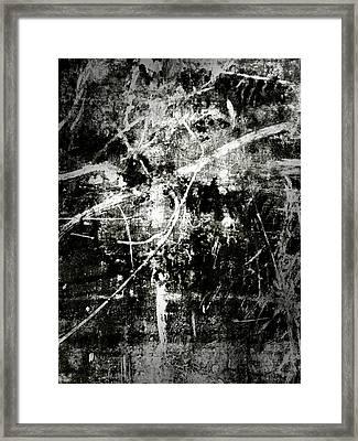Possessed Framed Print by Wim Lanclus