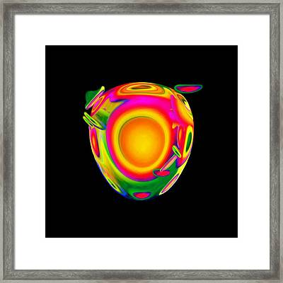 Possibilities Framed Print by Jacqueline Migell