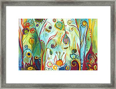 Possibilities Framed Print by Jennifer Lommers