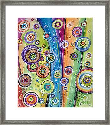 Possibilities Framed Print by Tanielle Childers
