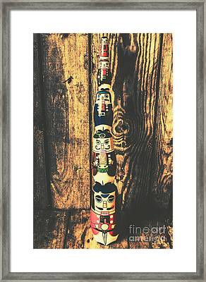 Post Of Commanders Framed Print by Jorgo Photography - Wall Art Gallery