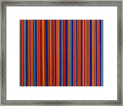 Post Pictura Framed Print