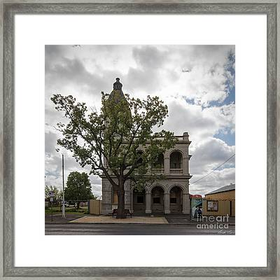 Post Your Mail In Style Framed Print