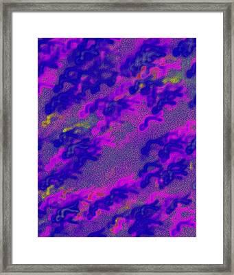 Potential Energy Framed Print