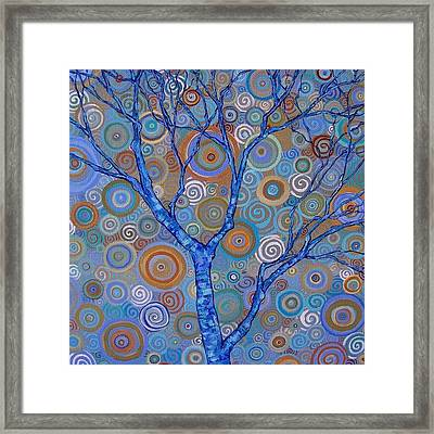 Potential Tree Framed Print by Dana Marie