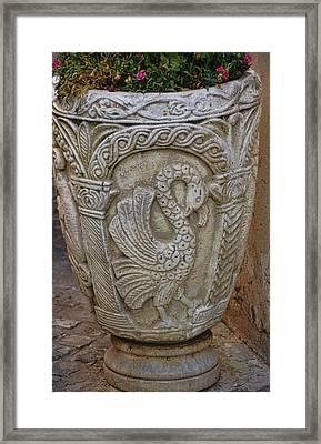 Pottery Framed Print by JAMART Photography