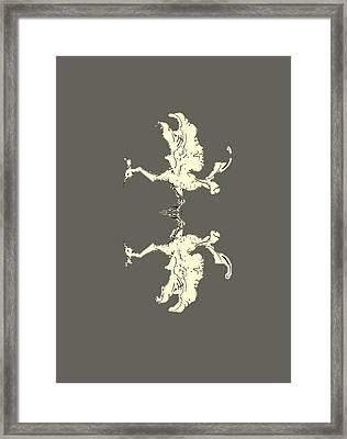 Poulia Framed Print by Julio Lopez