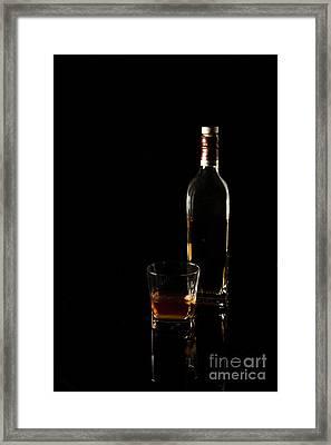 Pour Me A Glass Framed Print by Evelina Kremsdorf