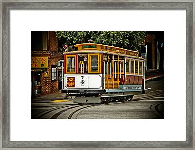 Powell And Hyde Framed Print by PMG Images