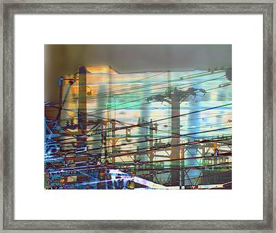 Power 1 Framed Print