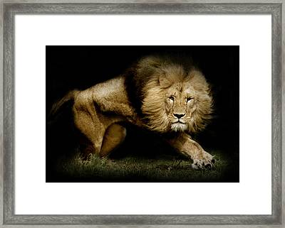 Power Framed Print by Animus  Photography