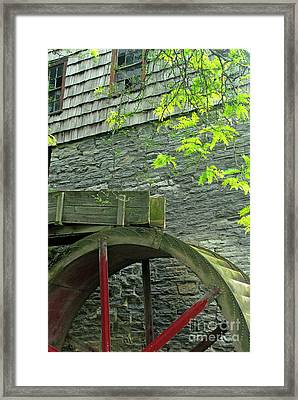 Power Before Electric Framed Print by Paul W Faust -  Impressions of Light