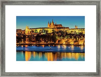 Prague 02 Framed Print