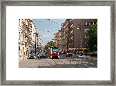 Prague 1920x1200 007 Framed Print