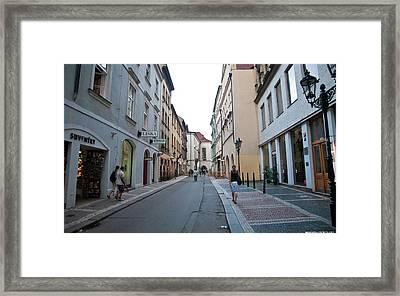 Prague 1920x1200 008 Framed Print