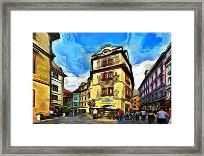 Prague #2 Framed Print