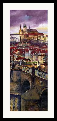 Castles Framed Prints